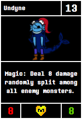 Undyne (April Fools '17 Updated)