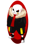 Underfell sans by mythicalwolfangel-d9p3fgx