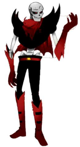 Файл:Underfell Papyrus Image.png