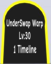 Underswap Warp