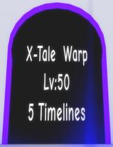 X-Tale Warp