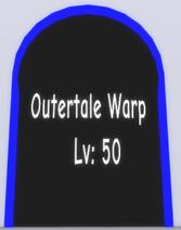 Outertale warp
