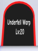 Underfell warp