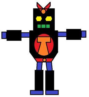 UpperFist Lair Robot