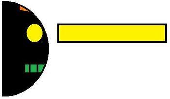 Mecha Robot Slim-Mode(eye laser)