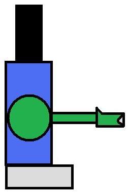 UnderFist Lair Robot(Turret)