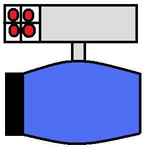 Mega Robot Slim-Mode(rockets)
