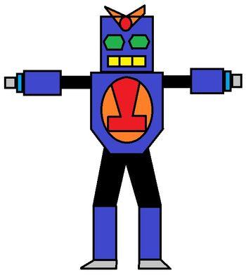 Mega Robot