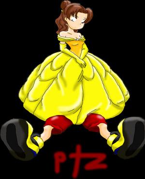 Belle ID by CrazyPretzel