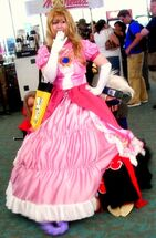 Peach s Dress by Nekochan33