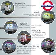Underground-Ernie-Train-Characters