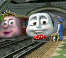 Ernie's Big Trip