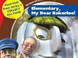 Elementary, My Dear Bakerloo! (DVD)