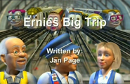 ErniesBigTripOriginalTitle