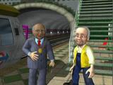 The Mayor's Visit