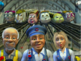 List of Underground Ernie characters