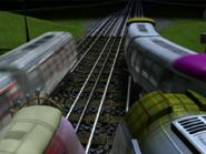 Trainsreturningtoshed