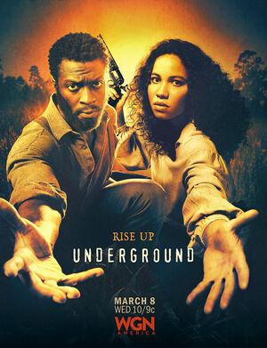 Underground Season 2 poster