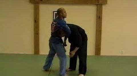 CASA DE KENPO - ORANGE BELT - LOCKING HORNS