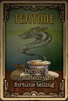 Importing Tea   Underhand Wiki   FANDOM powered by Wikia