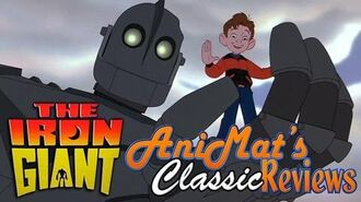 The Iron Giant - AniMat's Review