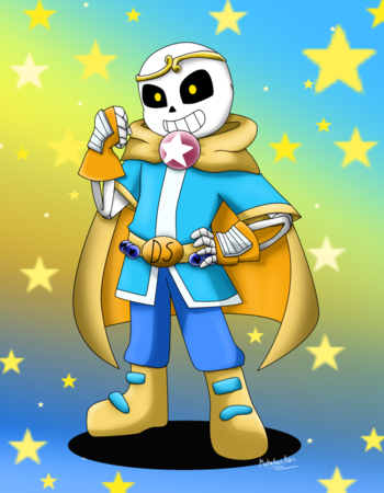 Dream!Sans | Undertale AU Characters Wiki | FANDOM powered