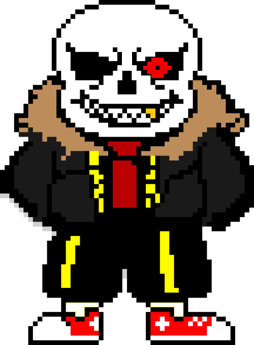 Sans/Underfell | Undertale AU Fanon Wiki | FANDOM powered by Wikia