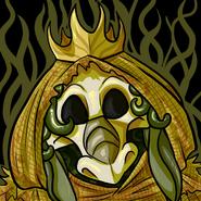 King in Yellow Samael