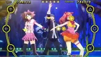 Persona 4 Dancing All Night - Yu Narukami (Reach Out To The Truth - Dancing on Persona Stage)