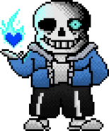 Sans the skeleton by akatzukocobain-d9s9bt5
