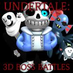 3D Boss Battles | Undertale AU Fanon Wiki | FANDOM powered