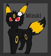 Mizuki the Umbreon