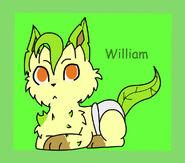 William Freeze the Leafeon