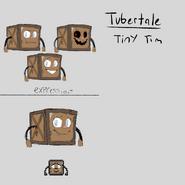 Tubertale Tiny tim ref