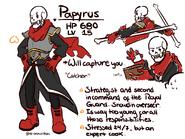 OW!Papyrus