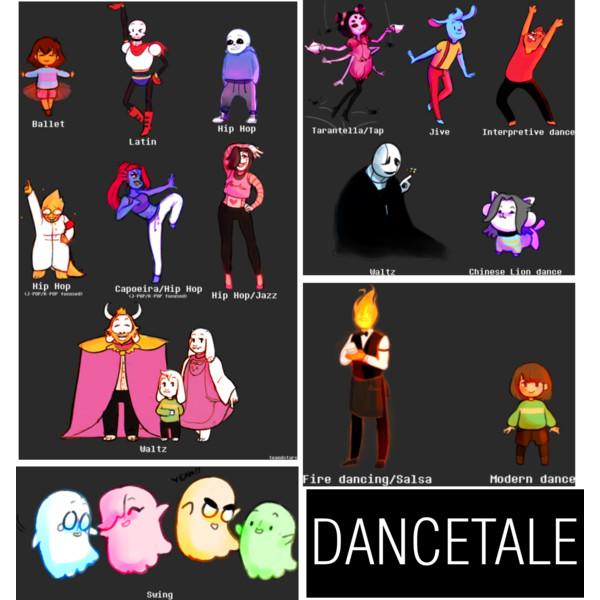 Underlust Characters