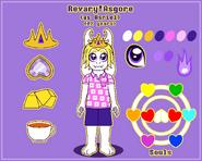 Revary!Asgore Ref
