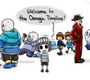 Omega Timeline