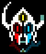 Freaktale gaster blaster sprite