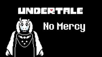 No Mercy Undertale Creepypasta