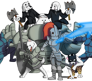 The Guard role list