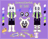 Revary!Asriel Ref