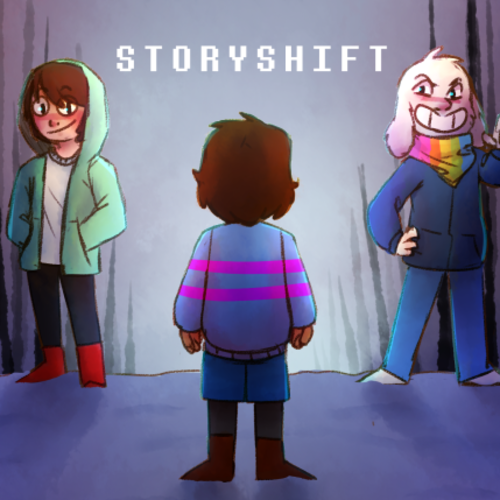 Storyshift Undertale Au Wiki Fandom Powered By Wikia