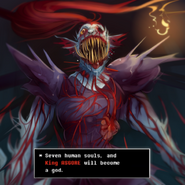 UnderWorld Undyne