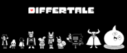 Differtale Characters