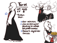 OW!Toriel