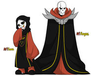 Sans and Papyrus Alterfell