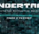 Undertale Distorted, Distinctive Destiny