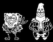SpongeBob and Patrick Spongetale