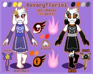 Revary!Toriel Ref